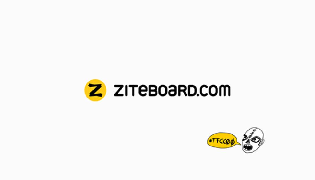 Ziteboard in Schule Unterricht Bildung