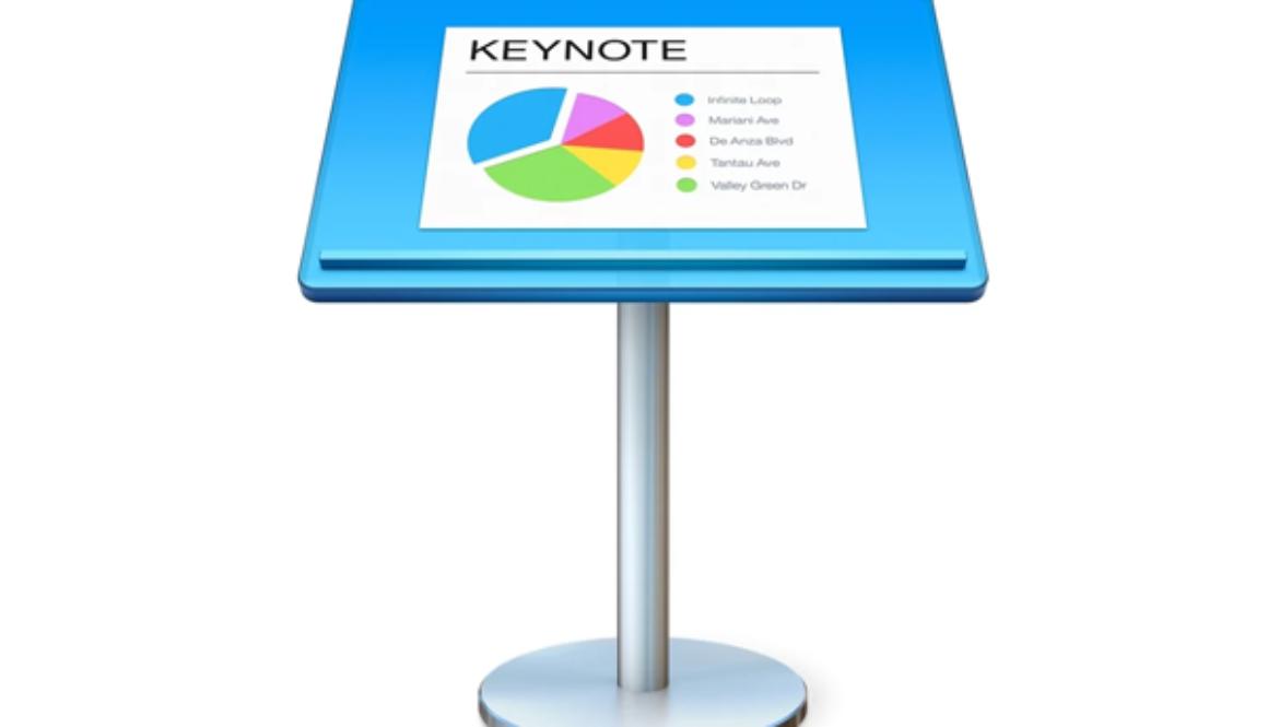 Unterricht digital gestalten mit keynote